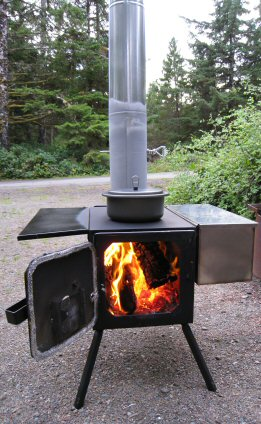 four dog stoves